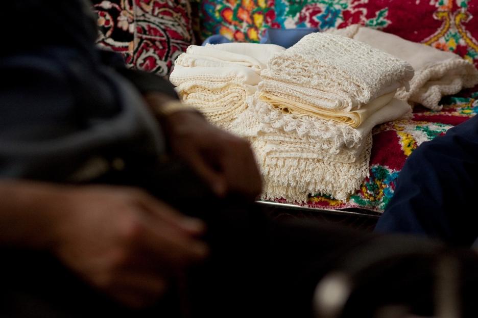 Syrian silk